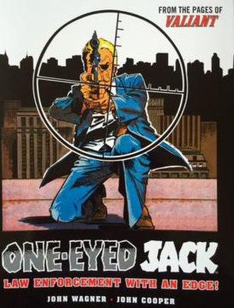 One-Eyed Jack (comics) - Image: One Eyed Jack (comics)