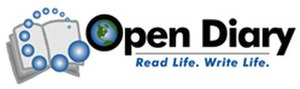 Open Diary - Open Diary logo