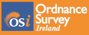 Ordnance Survey Ireland - Image: Ordnance Survey Ireland logo