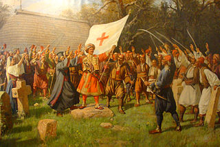 1815-1817 revolt in Serbia against the Ottoman Empire