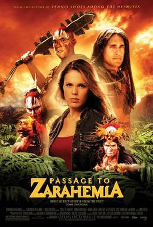 Passage to Zarahemla - Image: Passage to Zarahemla Film Poster