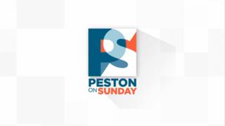 <i>Peston on Sunday</i> Political discussion programme, broadcast on ITV