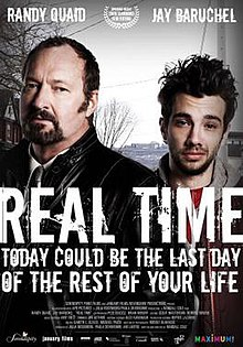 Poster of Real Time (film).jpg