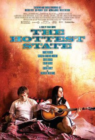 The Hottest State - Theatrical release poster