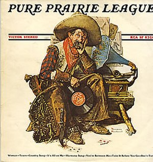 Pure Prairie League (album) - Image: Pure Prairie League Pure Prairie League
