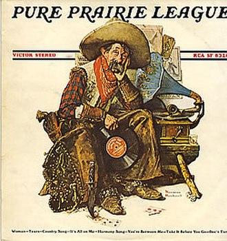 Pure Prairie League (album) - Image: Pure Prairie League Pure Prairie League
