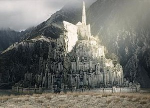 The Lord of the Rings: The Return of the King - Image: ROTK Minas Tirith
