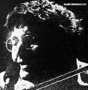 Randy Newman Live - Image: Randy Newman Live