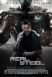 Real Steel Tamil Dubbed