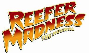 Reefer Madness (musical) - Logo