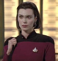 Ro Laren, Star Trek: The Next Generation (Michelle Forbes)