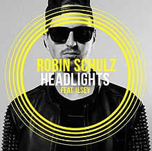 Robin Schulz featuring Ilsey — Headlights (studio acapella)