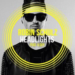 Headlights (Robin Schulz song) - Image: Robin Shulz Headlights