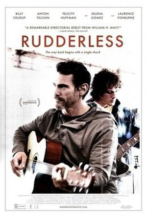 Rudderless - Theatrical release poster