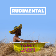 Image result for rudimental - toast to our differences