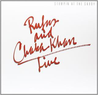 <i>Stompin at the Savoy – Live</i> 1983 live album by Rufus and Chaka Khan