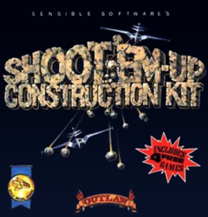 Shoot-'Em-Up Construction Kit - Shoot'Em-Up Construction Kit