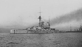 super-dreadnought battleship