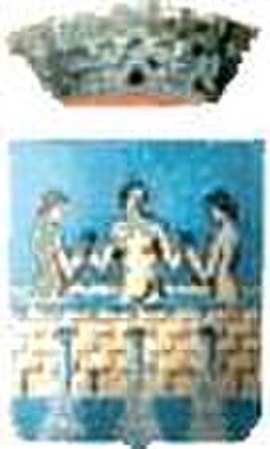 San Casciano dei Bagni - Image: San Casciano dei Bagni Stemma