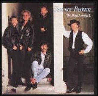 The Boys Are Back (Sawyer Brown album) - Image: Sawyerboys