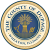 Official seal of DuPage County