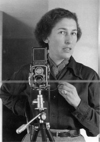 Gisèle Freund - Self-Portrait