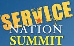 ServiceNation - Logo
