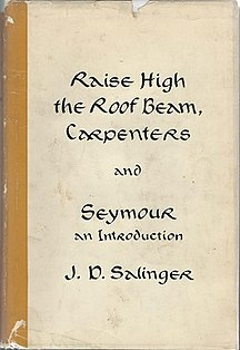 <i>Raise High the Roof Beam, Carpenters and Seymour: An Introduction</i> book by J.D. Salinger