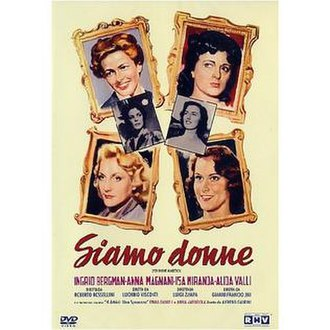 We, the Women - Image: Siamo donne