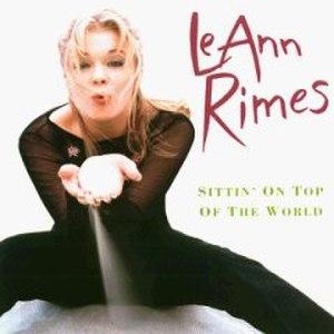 Sittin' on Top of the World (LeAnn Rimes album) - Image: Sittinontopoftheworl d leannrimes