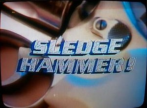 Sledge Hammer! - Image from introduction