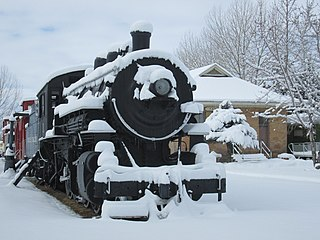 Tooele Valley Railroad Complex United States historic place