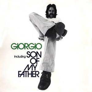 Son of My Father (Giorgio Moroder album) - Image: Sonofmyfather
