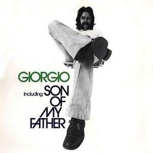 Son of My Father (Giorgio Moroder album)
