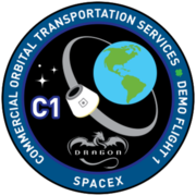 SpaceX COTS Demo Flight 1 - Wikipedia