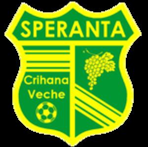 FC Speranța Crihana Veche - Image: Speranţa Crihana Veche