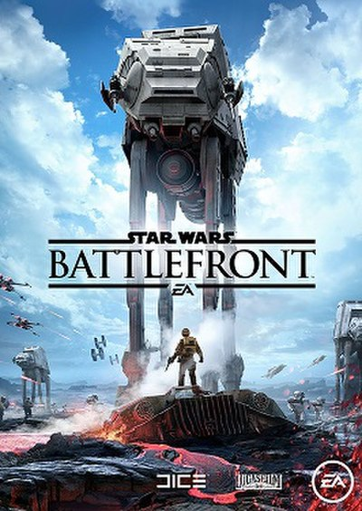 Picture of a game: Star Wars Battlefront