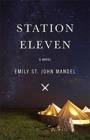 Station Eleven - Image: Station Eleven Cover