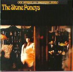 The Stone Poneys (album) - Image: Stone Poneys Album Cover
