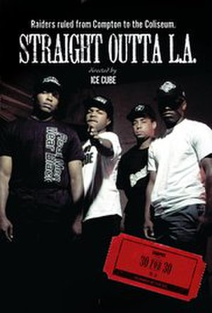 Straight Outta L.A. - Image: Straight Outta L.A. poster