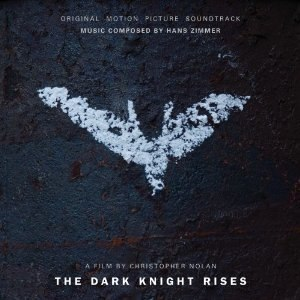 The Dark Knight Rises (soundtrack) - Image: TDKR sdtrck cover