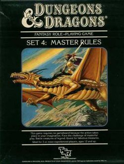 Dungeons & Dragons Master Rules - Wikipedia
