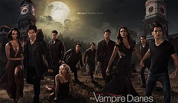 Cast On Diaries Whos Who Hookup Vampire