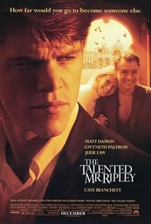 Strani filmovi sa prevodom - The Talented Mr. Ripley (1999)
