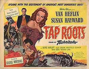 Tap Roots - Original lobby card