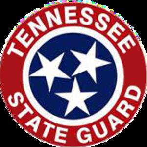 Tennessee State Guard - The Tennessee State Guard insignia