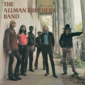 The Allman Brothers Band (album) - Image: The Allman Brothers Band The Allman Brothers Band