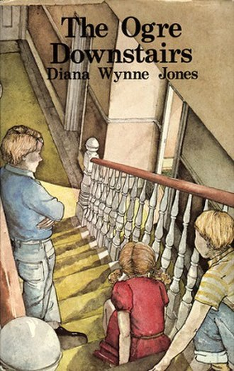 The Ogre Downstairs - First edition