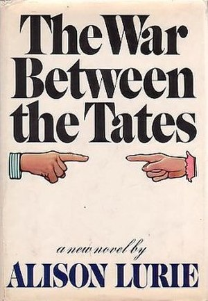 The War Between the Tates - Cover of the first edition