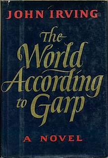 <i>The World According to Garp</i> Novel by John Irving